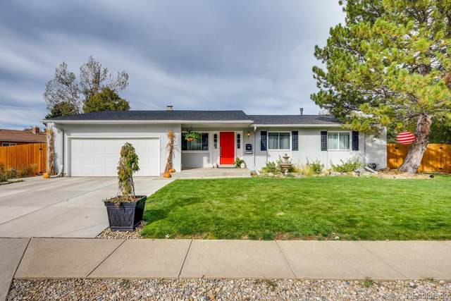 7369 S Tamarac Court, Centennial, CO 80112 (MLS #7133849) :: 8z Real Estate