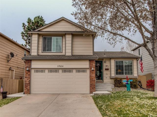 17616 Cornish Place, Parker, CO 80134 (#7134067) :: Bring Home Denver