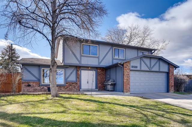 10400 Canosa Street, Westminster, CO 80234 (MLS #7134267) :: Kittle Real Estate