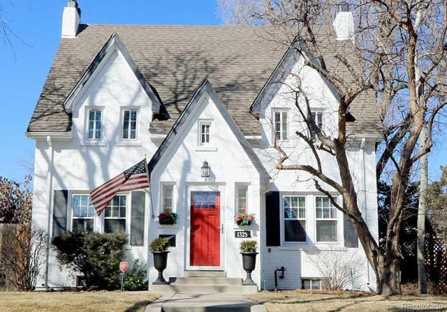 1325 Cherry Street, Denver, CO 80220 (#7134464) :: Wisdom Real Estate