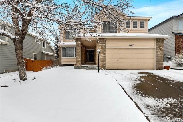 18647 E Berry Drive, Aurora, CO 80015 (#7134493) :: Mile High Luxury Real Estate
