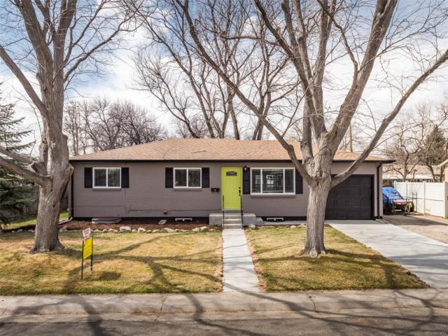 6709 Lewis Street, Arvada, CO 80004 (#7134712) :: The Pete Cook Home Group