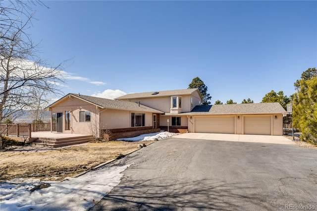18680 Knollwood Boulevard, Monument, CO 80132 (MLS #7135083) :: 8z Real Estate