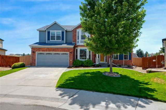 21362 Snowcreek Court, Parker, CO 80138 (MLS #7135098) :: Kittle Real Estate