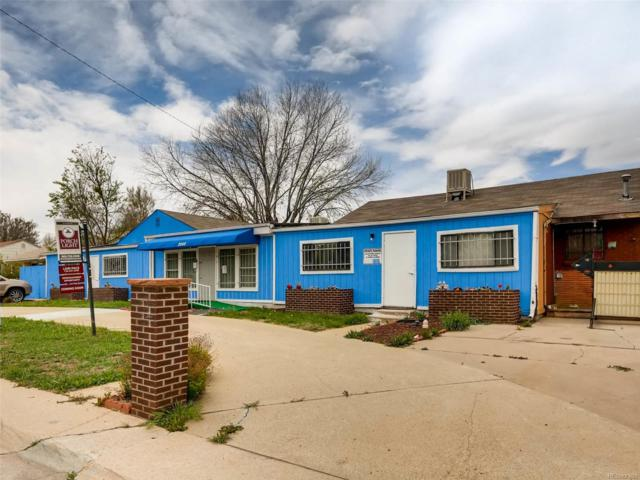 3545 Fairfax Street, Denver, CO 80207 (#7135146) :: Structure CO Group