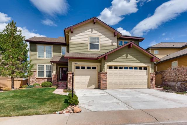 3007 Danbury Avenue, Highlands Ranch, CO 80126 (#7135513) :: The HomeSmiths Team - Keller Williams