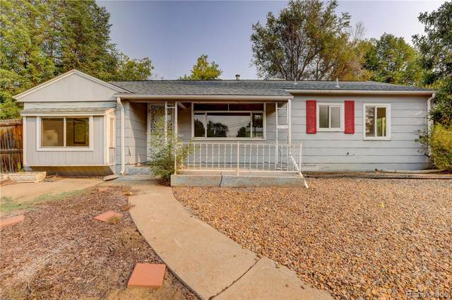 3417 E Yale Way, Denver, CO 80210 (MLS #7135604) :: Neuhaus Real Estate, Inc.