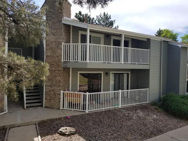 902 S Walden Street #203, Aurora, CO 80017 (#7135614) :: My Home Team