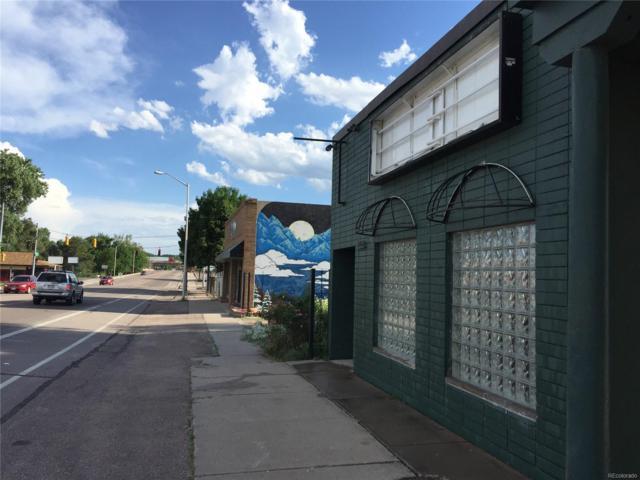 1020 S Tejon Street, Colorado Springs, CO 80903 (MLS #7135691) :: 8z Real Estate