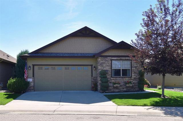 2848 Crooked Wash Drive, Loveland, CO 80538 (#7135715) :: Colorado Home Finder Realty