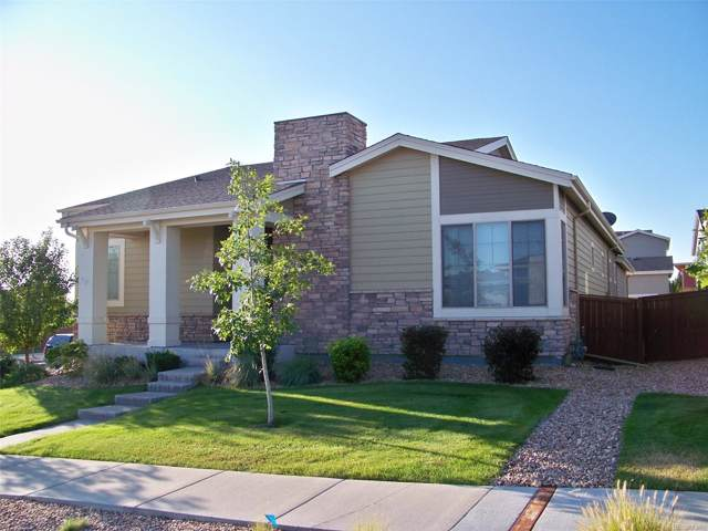 15608 W 95th Avenue, Arvada, CO 80007 (#7135739) :: The DeGrood Team