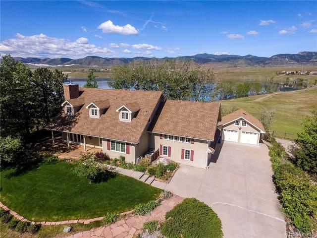 16994 W 73rd Avenue, Arvada, CO 80007 (#7135877) :: Colorado Home Finder Realty