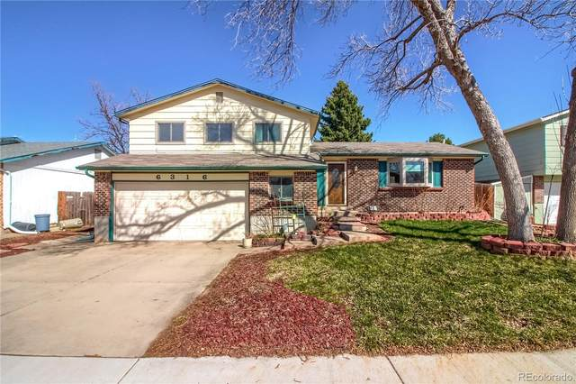 6316 S Johnson Street, Littleton, CO 80123 (#7135996) :: My Home Team