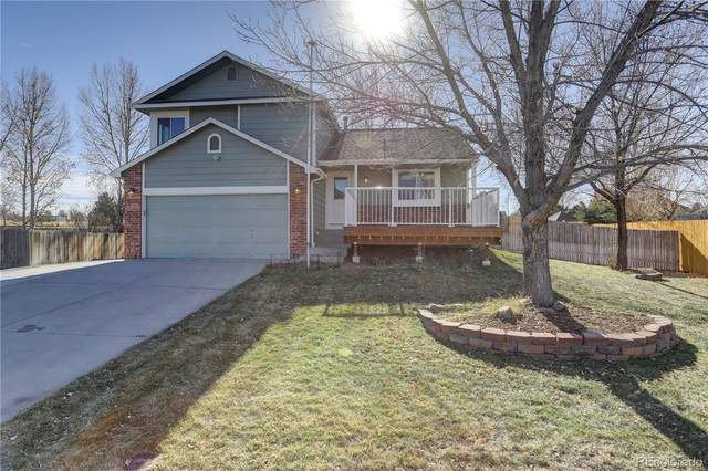 5045 S Dunkirk Way, Centennial, CO 80015 (#7136016) :: The DeGrood Team