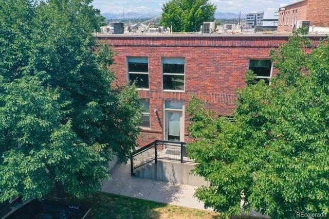 1111 Osage Street #17, Denver, CO 80204 (#7136029) :: The Colorado Foothills Team | Berkshire Hathaway Elevated Living Real Estate