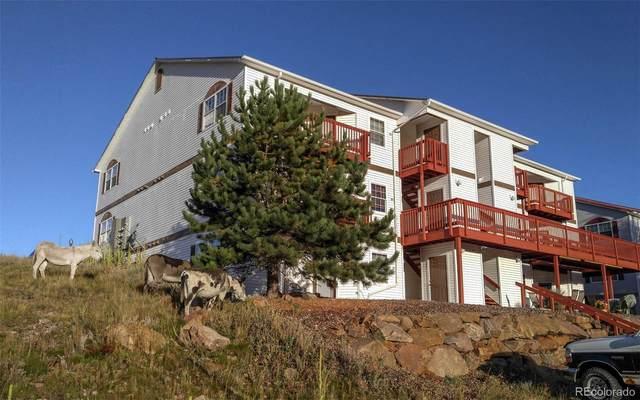 124 Whalen Avenue #32, Cripple Creek, CO 80813 (#7136127) :: The Artisan Group at Keller Williams Premier Realty