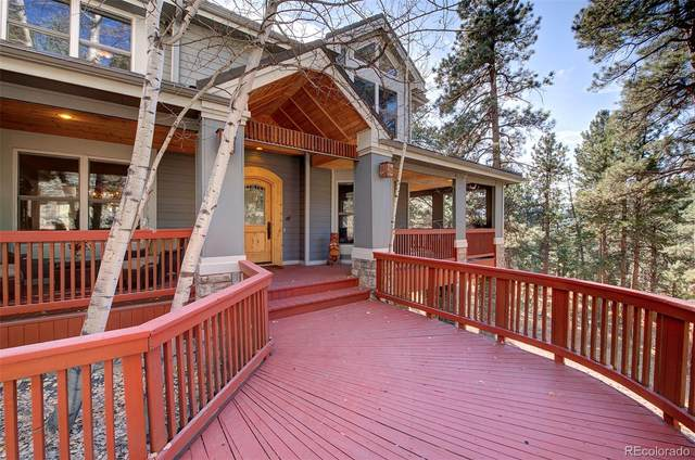 7086 Timbers Drive, Evergreen, CO 80439 (MLS #7136164) :: Bliss Realty Group