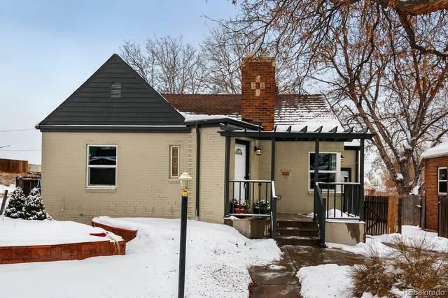 4756 Alcott Street, Denver, CO 80211 (MLS #7136413) :: 8z Real Estate