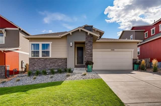 3460 Ghost Dance Drive, Castle Rock, CO 80108 (MLS #7136466) :: 8z Real Estate