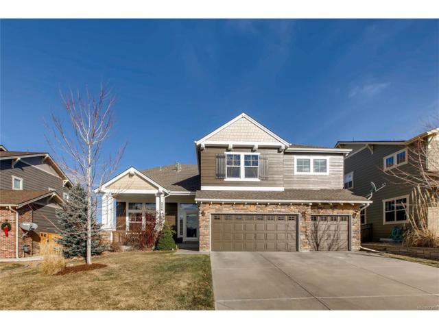 2546 Woodhouse Lane, Castle Rock, CO 80109 (#7136929) :: The Dixon Group