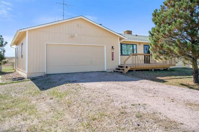 41141 Frontier Road, Parker, CO 80138 (MLS #7137190) :: Kittle Real Estate