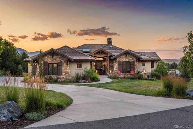 18715 W 56th Drive, Golden, CO 80403 (MLS #7137274) :: 8z Real Estate