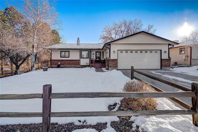 14216 W 50th Avenue, Golden, CO 80403 (#7137487) :: Colorado Home Finder Realty