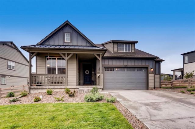 8287 Superior Circle, Littleton, CO 80125 (#7137743) :: The HomeSmiths Team - Keller Williams