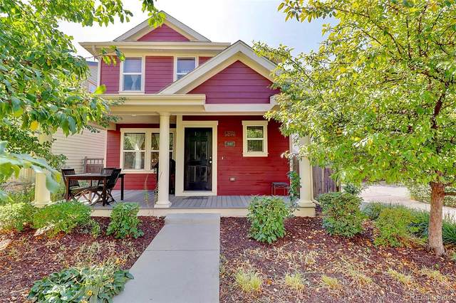 8140 E 29th Place, Denver, CO 80238 (MLS #7137749) :: Kittle Real Estate