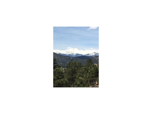 5094 Whitehouse Trail, Evergreen, CO 80439 (MLS #7137788) :: 8z Real Estate