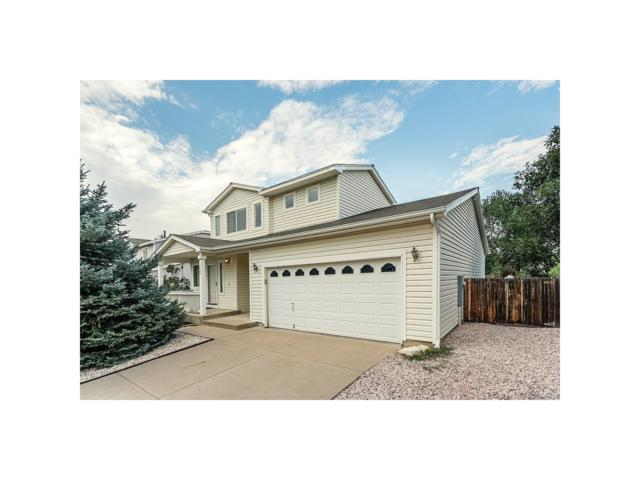 7464 Eagle Rock Drive, Littleton, CO 80125 (MLS #7137848) :: 8z Real Estate