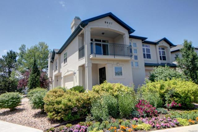 6627 S Forest Way F, Centennial, CO 80121 (#7138008) :: The City and Mountains Group