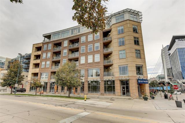 1610 Little Raven Street #304, Denver, CO 80202 (#7138092) :: The Galo Garrido Group