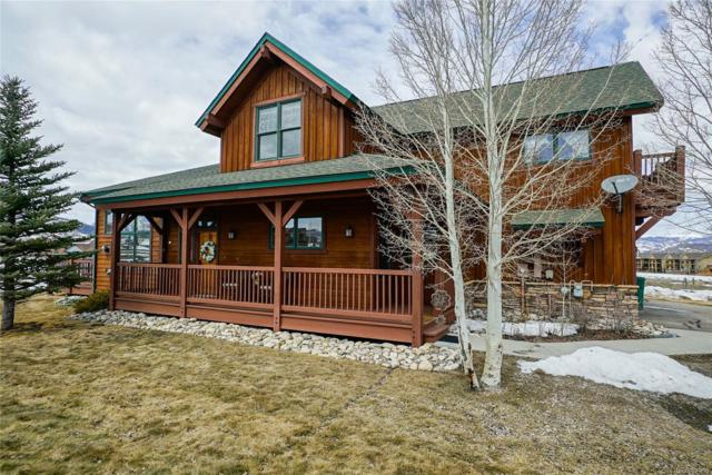 1588 Ten Mile Drive, Granby, CO 80446 (#7138301) :: The Heyl Group at Keller Williams