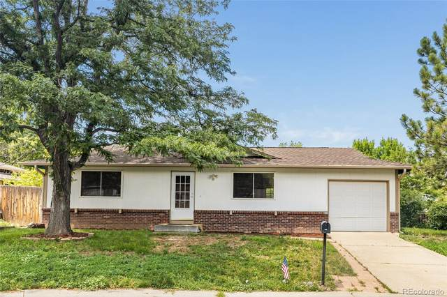 18735 W 59th Place, Golden, CO 80403 (#7138543) :: THE SIMPLE LIFE, Brokered by eXp Realty