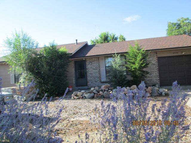 6520 W Chatfield Avenue, Littleton, CO 80128 (#7139120) :: The Peak Properties Group