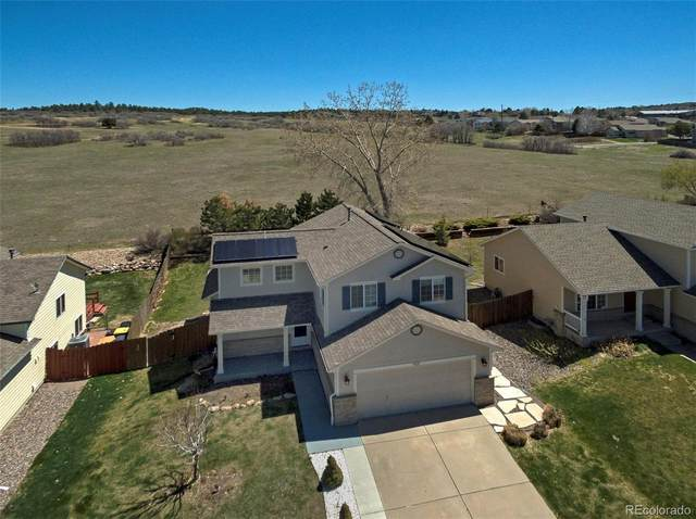 765 Whispering Oak Drive, Castle Rock, CO 80104 (#7139176) :: The Margolis Team