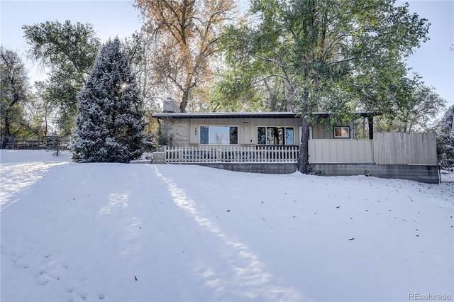 640 W Mansfield Avenue W, Englewood, CO 80110 (#7139768) :: Peak Properties Group