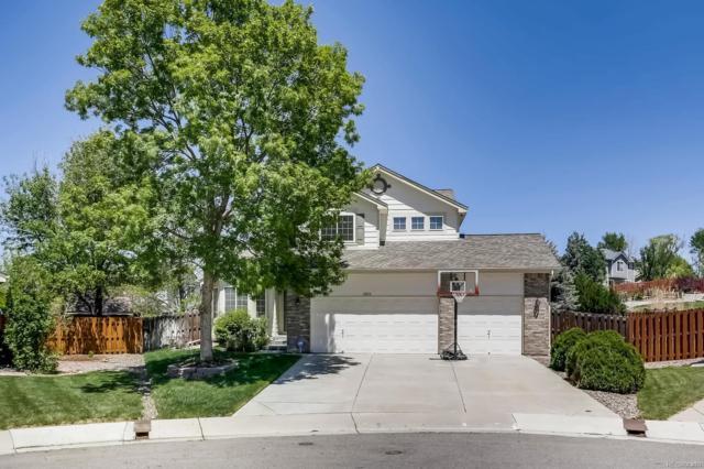 21831 E Powers Drive, Centennial, CO 80015 (#7139943) :: The Peak Properties Group