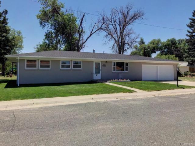 1417 6th Street, Limon, CO 80828 (#7140433) :: The DeGrood Team
