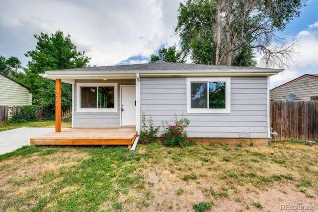 1951 S King Street, Denver, CO 80219 (#7140592) :: Bring Home Denver