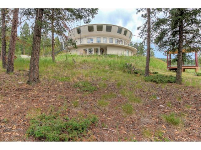 26464 Grand Summit Trail, Evergreen, CO 80439 (MLS #7140627) :: 8z Real Estate