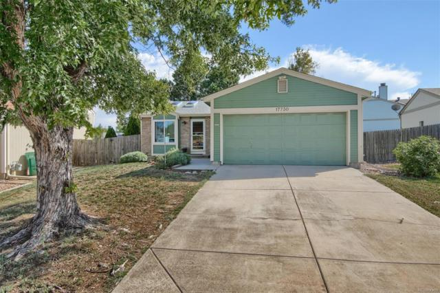 17730 E Bates Avenue, Aurora, CO 80013 (#7140882) :: The Peak Properties Group