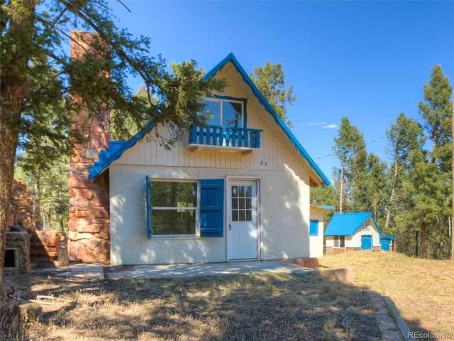 83 Gentian Road, Woodland Park, CO 80863 (#7140890) :: The HomeSmiths Team - Keller Williams