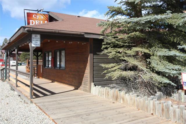 717 Grand Avenue, Grand Lake, CO 80447 (#7140899) :: The HomeSmiths Team - Keller Williams