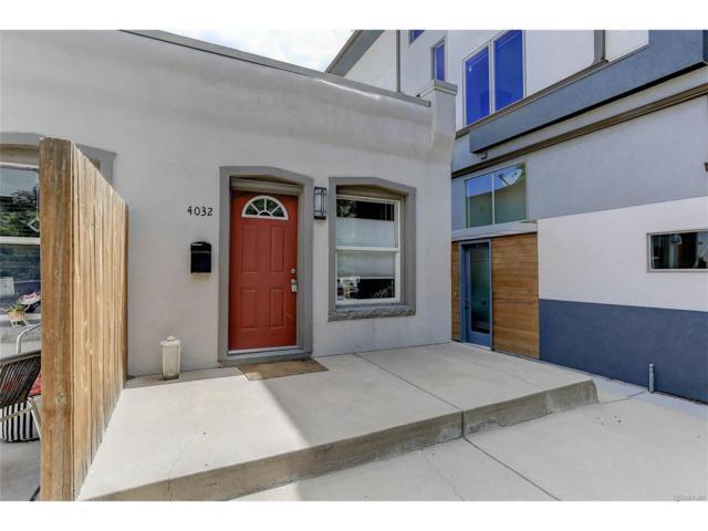 4032 Tejon Street, Denver, CO 80211 (MLS #7141174) :: 8z Real Estate