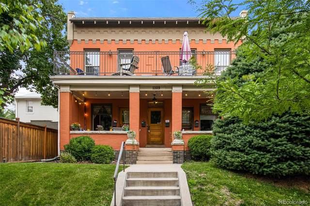 1109 Milwaukee Street #3, Denver, CO 80206 (MLS #7141932) :: Bliss Realty Group