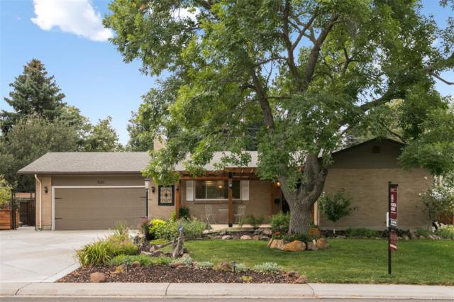 1033 S Iris Street, Lakewood, CO 80226 (#7142005) :: The Griffith Home Team