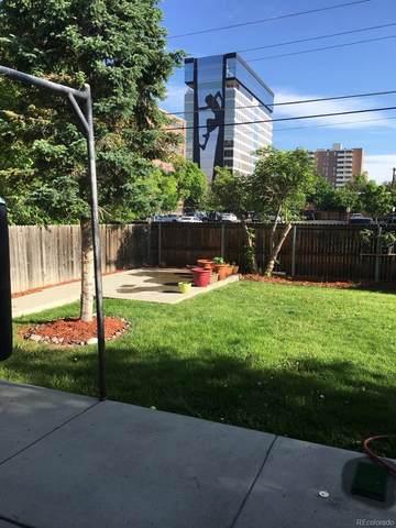 4373 E Utah Place, Denver, CO 80222 (#7142013) :: HergGroup Denver