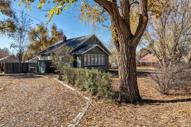 6200 W 32nd Avenue, Wheat Ridge, CO 80033 (#7142038) :: The Peak Properties Group